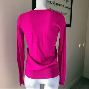The Limited Sweaters - Pink The Limited Long Sleeve Career Sweater